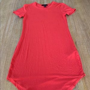 Forever 21 - long red red dress